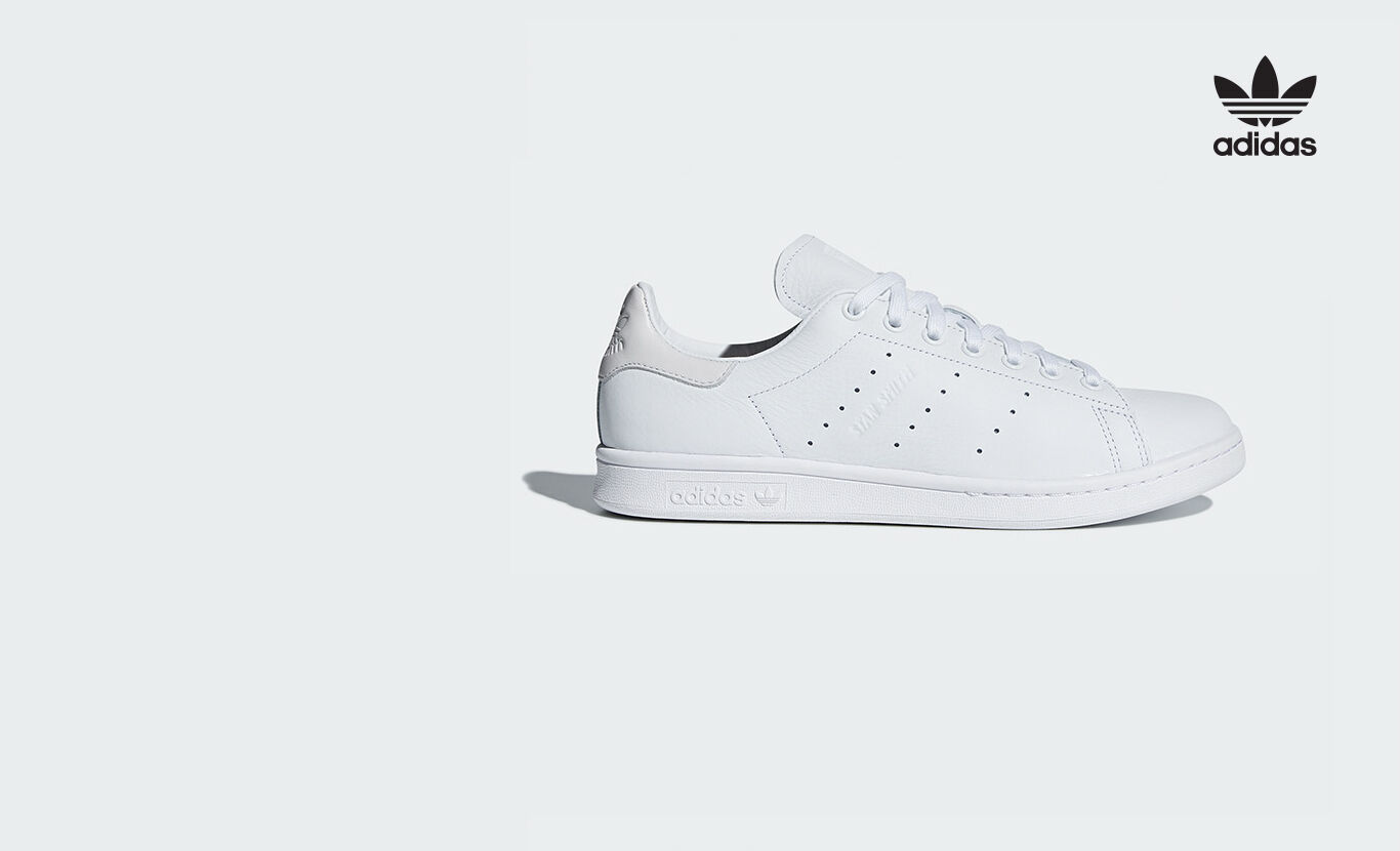 close. Stan Smith