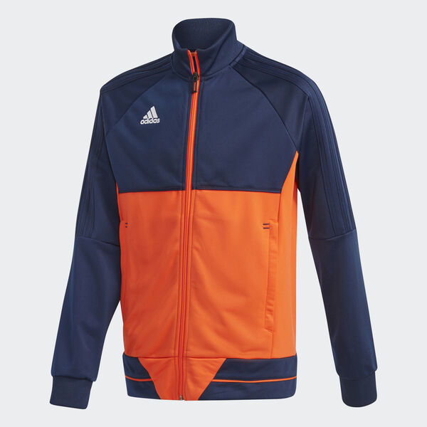 Tiro 17 Training Jacket Azul BQ2614