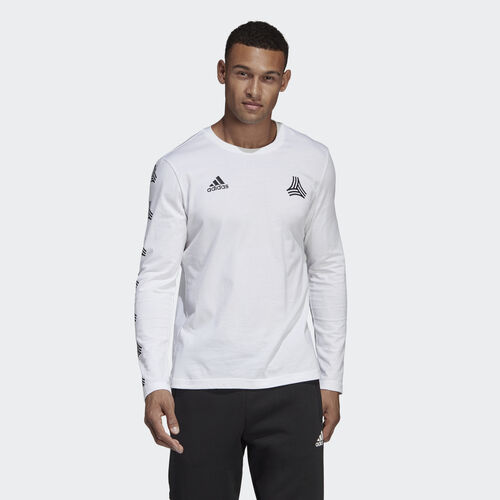 adidas - TAN Graphic Cotton Tee White DP2688
