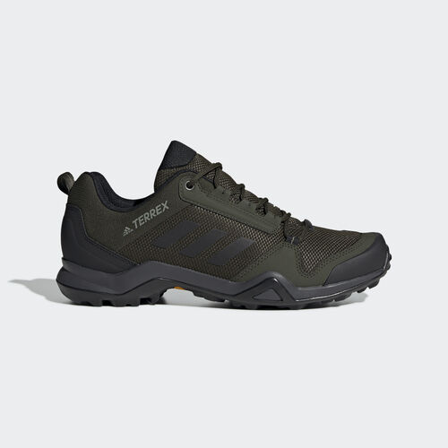 adidas - Terrex AX3 Shoes Night Cargo / Core Black / Raw Khaki BC0526