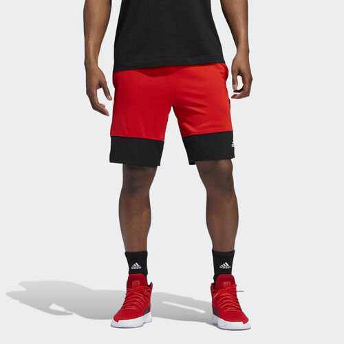 adidas - Pro Madness Shorts Active Red DU1714