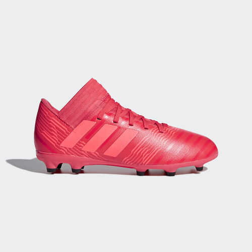 adidas - Nemeziz 17.3 Firm Ground Boots Real Coral/Red Zest/Core Black CP9166