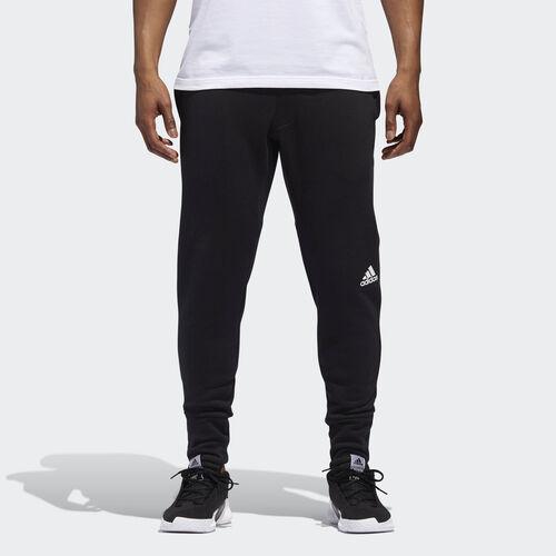 adidas - Sport Pants Black / White / White DN8353