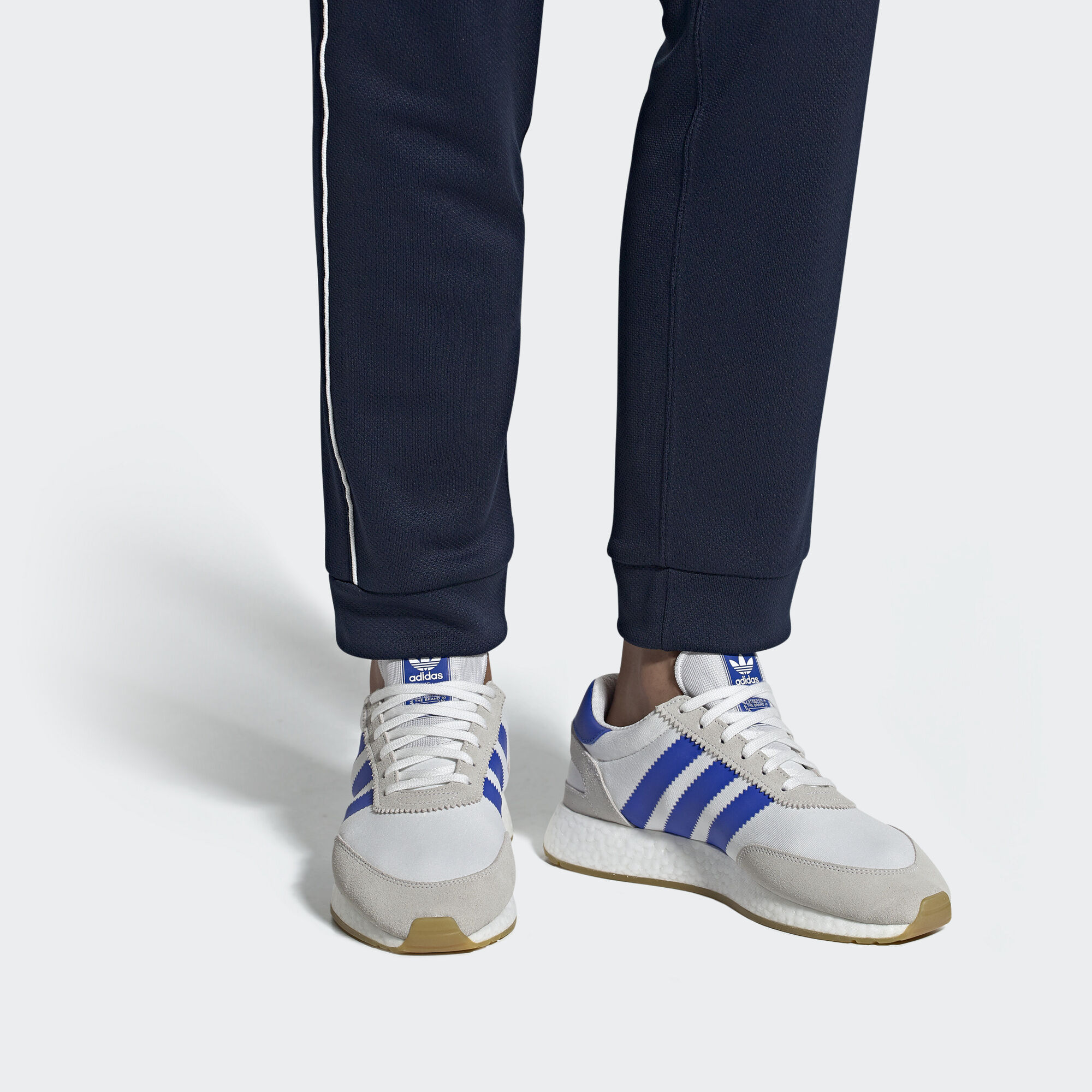 3e63a2b76a49c1 adidas I-5923 Shoes - Blue