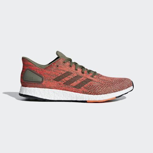 adidas - Pureboost DPR Shoes Orange / Raw Khaki / True Orange F36635