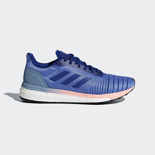 adidas - Solar Drive Shoes Real Lilac / Mystery Ink / Clear Orange AC8139