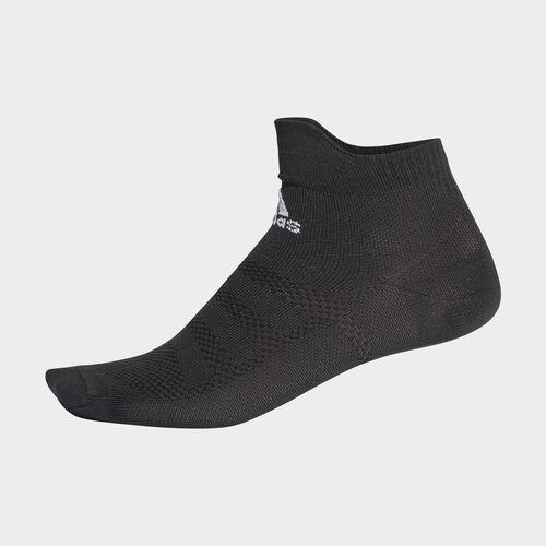 adidas - Alphaskin Ultralight Ankle Socks Black/White CF6090