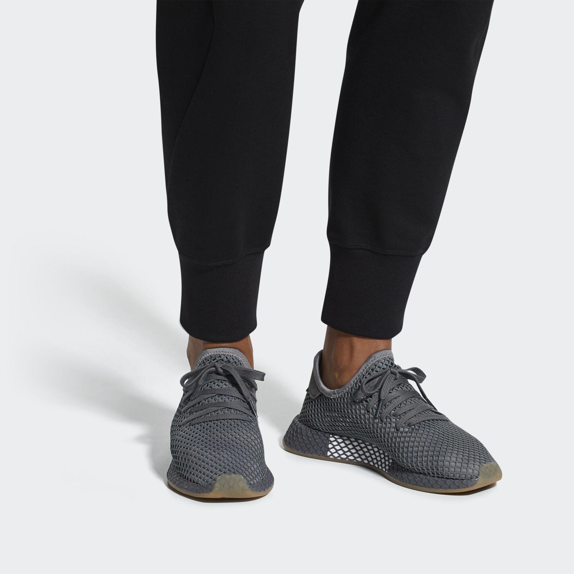 reputable site ccb3c a0f3c adidas Deerupt Runner Schuh - türkis  adidas Deutschland