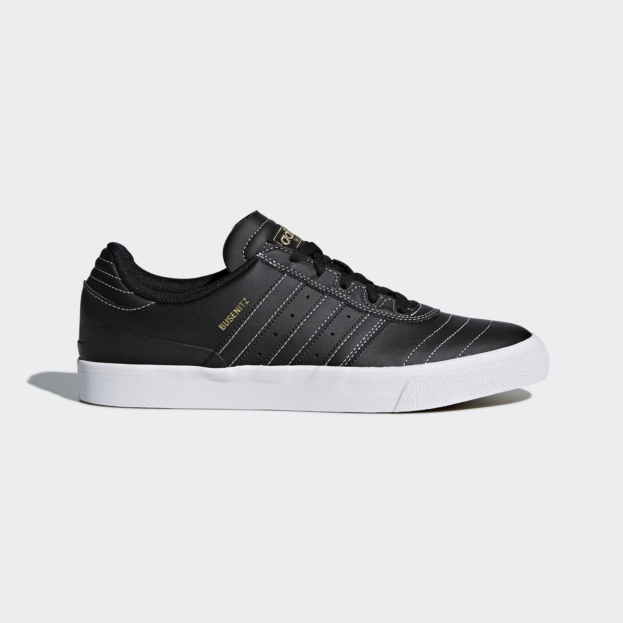 adidas - Busenitz Vulc Shoes Core Black/Core Black/Ftwr White CQ1167. Men  Originals