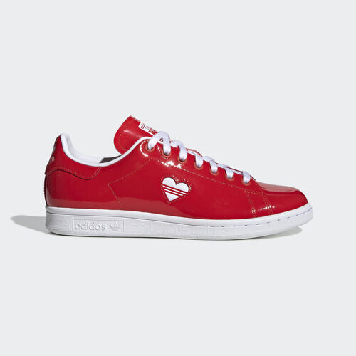 adidas - Stan Smith Shoes Active Red / Ftwr White / Active Red G28136