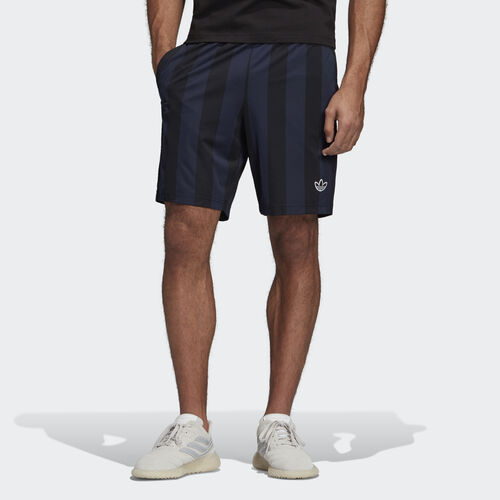 adidas - Stripes Shorts Black DU8418
