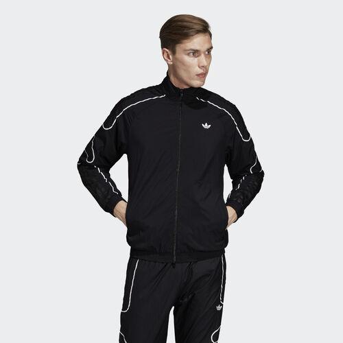adidas - Flamestrike Track Jacket Black DU8130