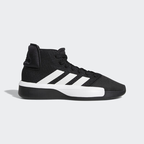 adidas - Pro Adversary 2019 Shoes Core Black / Ftwr White / Grey Four BB7806