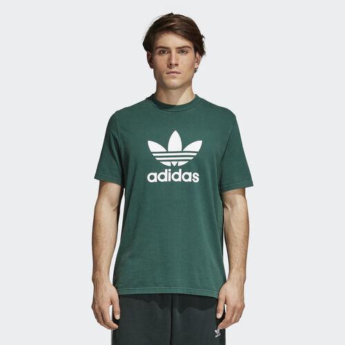 adidas - Trefoil Tee Collegiate Green CW0705