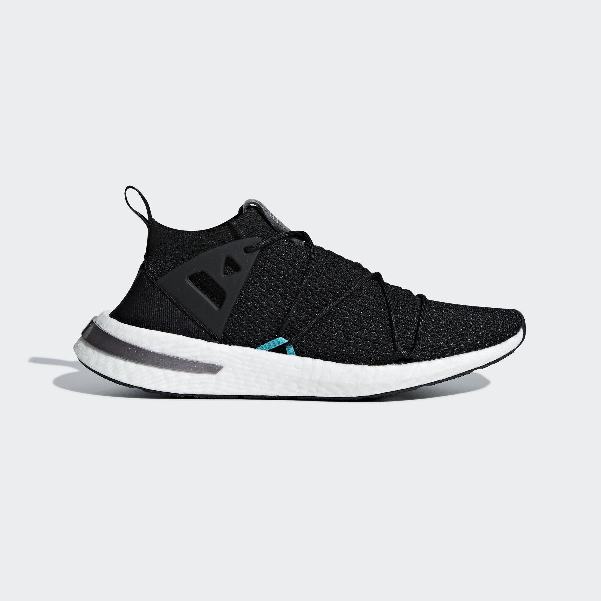best loved 4b351 4e390 adidas - Arkyn Primeknit Shoes Core Black  Core Black  Tech Silver Met.  B28123