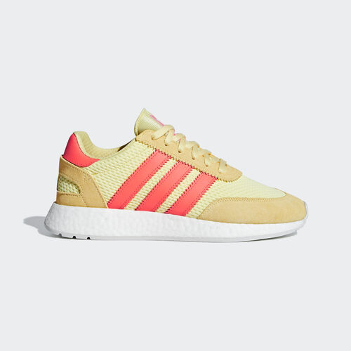adidas - I-5923 Shoes Clear Yellow / Solar Red / Grey One D96604