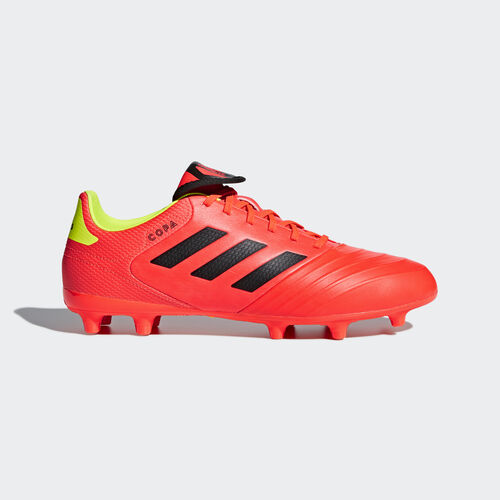 adidas - Copa 18.3 Firm Ground Boots Solar Red / Core Black / Solar Yellow DB2461