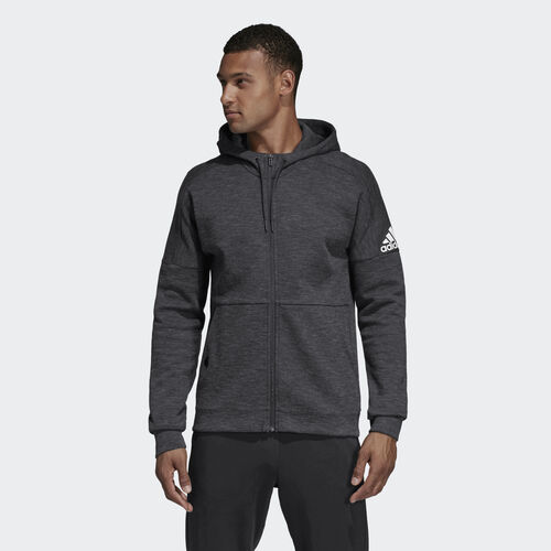 adidas - ID Stadium Jacket Brown /  Grey Six DU1135