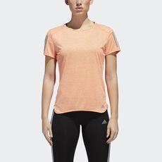 0522c8991c7 adidas - Response Cooler Tee Clear Orange / Orange CY5655 ...