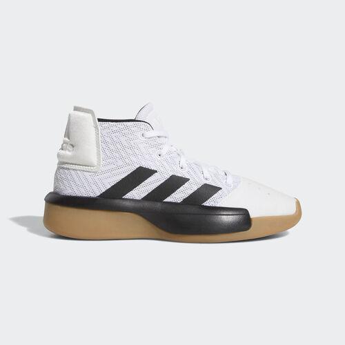 adidas - Pro Adversary 2019 Shoes Ftwr White / Core Black / Grey Four BB9124