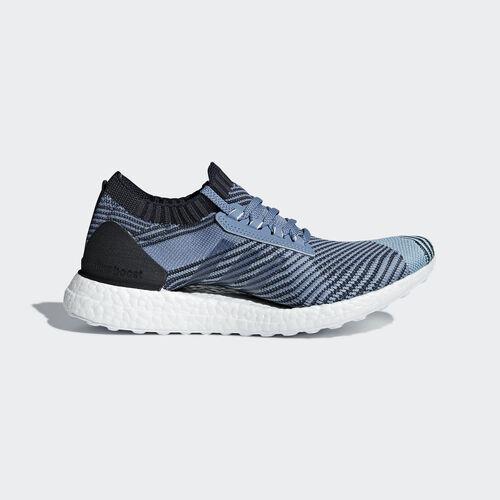 adidas - Ultraboost X Parley Shoes Raw Grey / Carbon / Legend Ink AQ0421