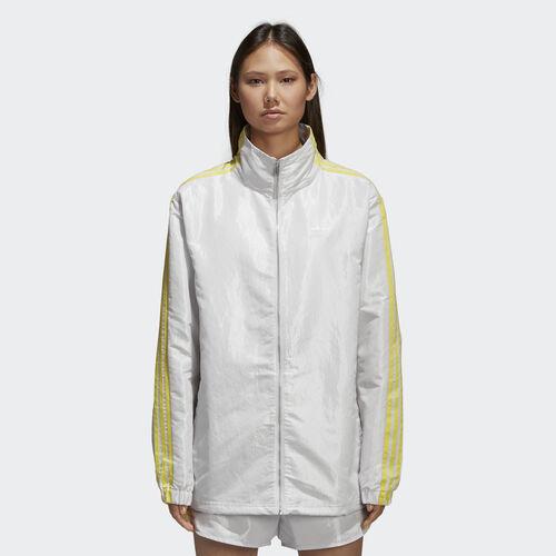 adidas - Fashion League Windbreaker Vintage White CE5502