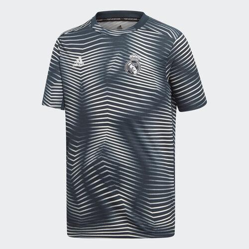 adidas - Real Madrid Pre-Match Jersey Tech Onix / Core White DP2917