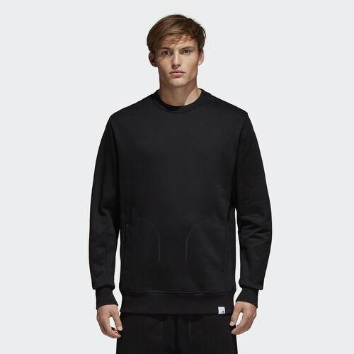 adidas - Sweatshirt Gola Redonda XbyO Black BQ3082