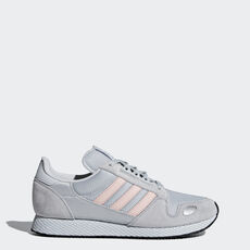 1c65974785 adidas - Sapatos ZX 452 SPZL Clear Grey   Haze Coral   Clear Onix B41823 ...
