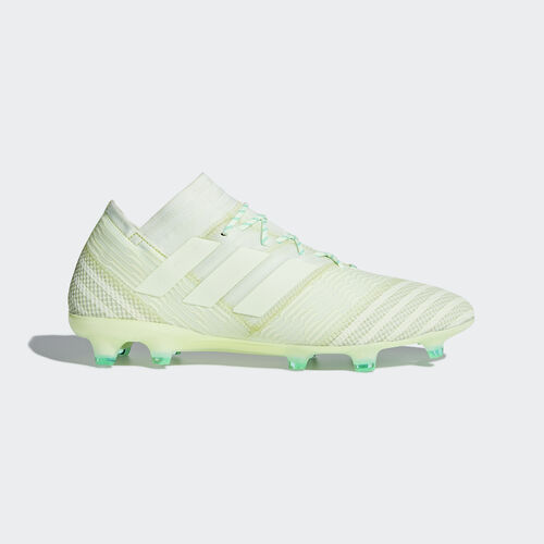 adidas - Nemeziz 17.1 Firm Ground Boots Aero Green/Aero Green/Hi-Res Green CP8935