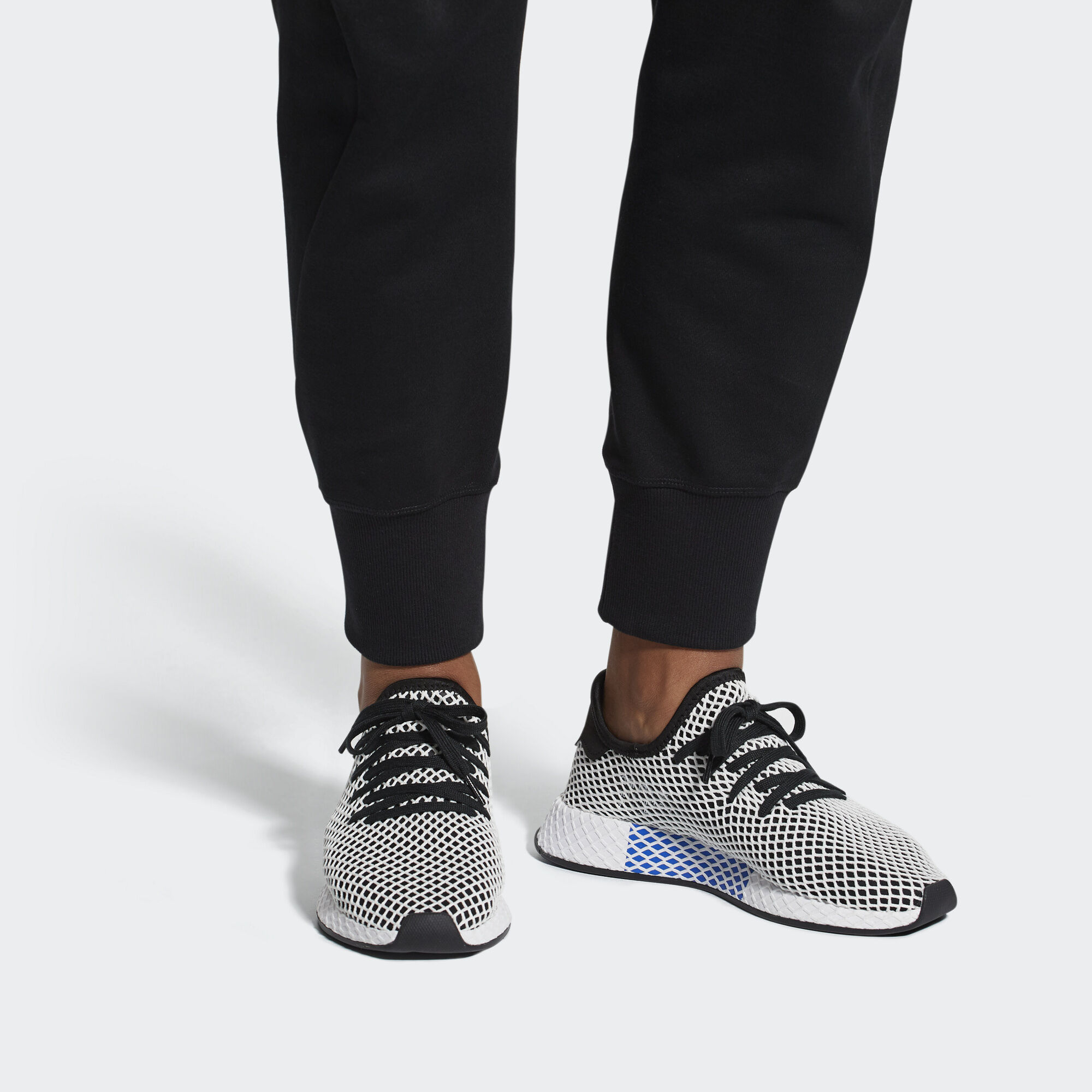 purchase cheap 4b6d8 4e3b2 adidas Deerupt Runner Shoes - Grey  adidas UK