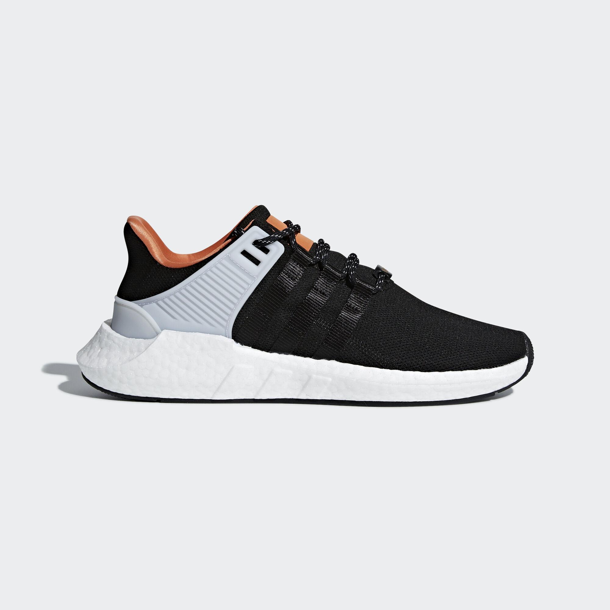 c1abed99cf5c6f adidas - EQT Support 93 17 Shoes Core Black Core Black Ftwr White
