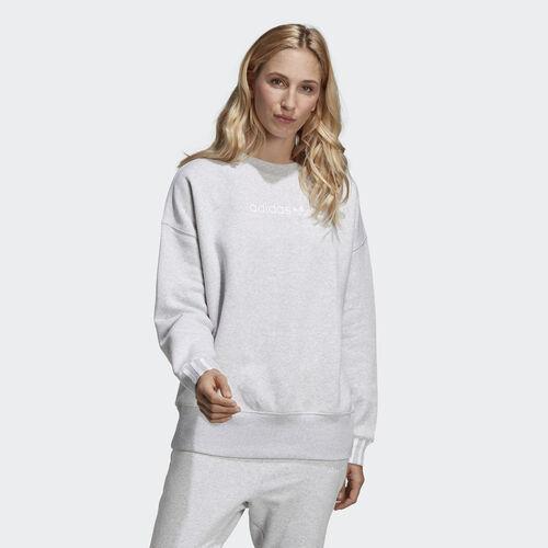 adidas - Coeeze Sweatshirt Light Grey Heather DU7194