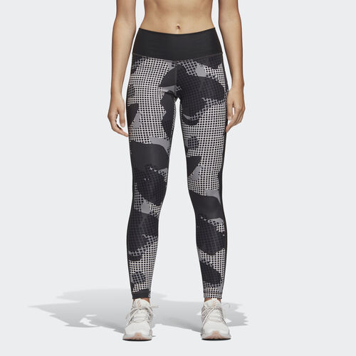 adidas - Believe This High Rise Tights Black / Print CX0011