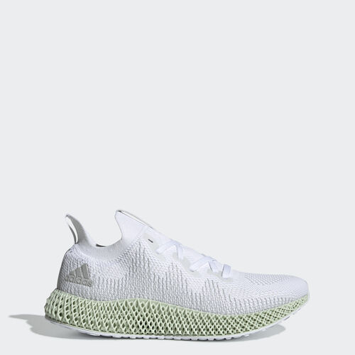 Alphaedge4D Shoes, , zoom, (Ftwr White / Grey Two / Linen Green), 28 March