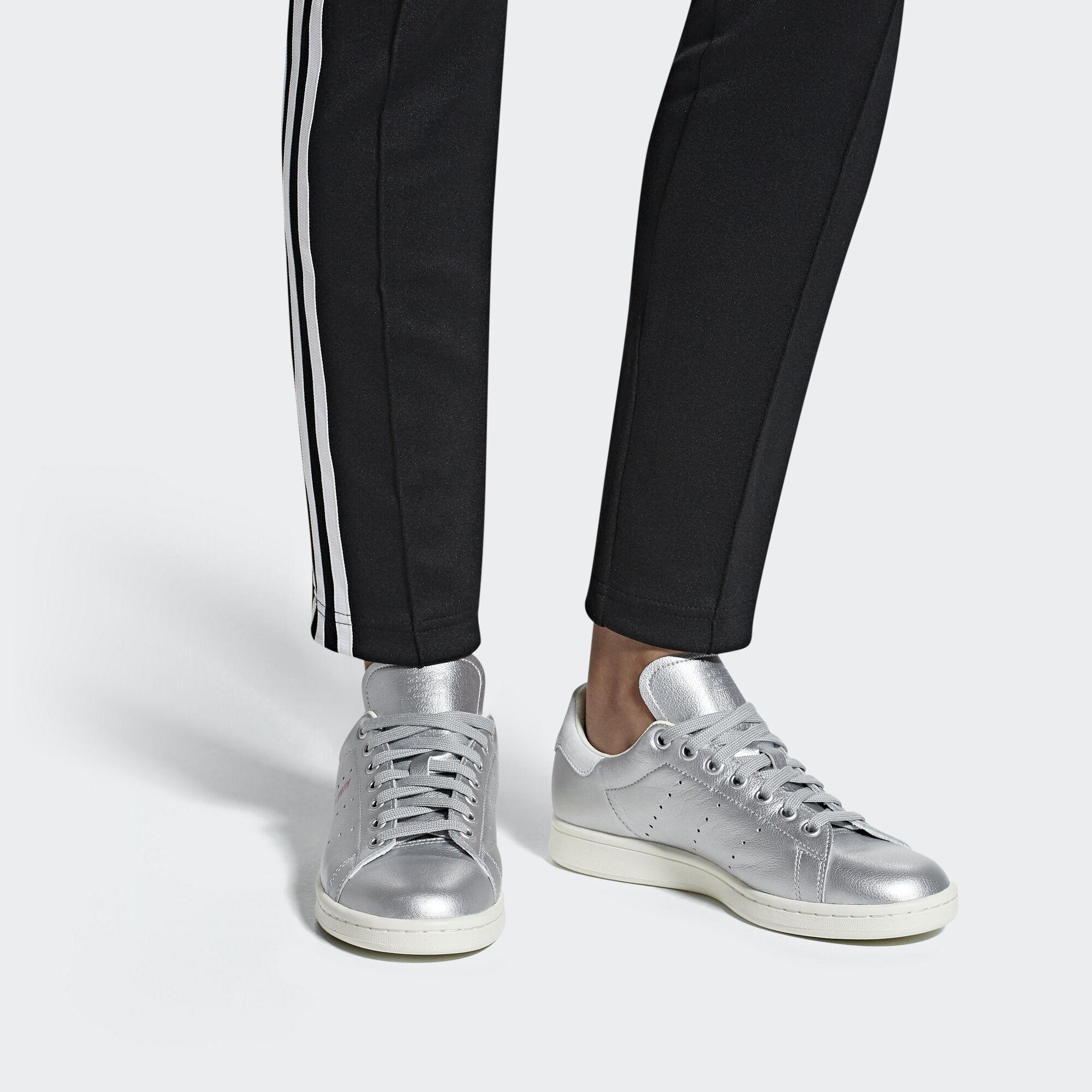 adidas Sapatos Stan Smith - Branco  3fec03a7d7c45