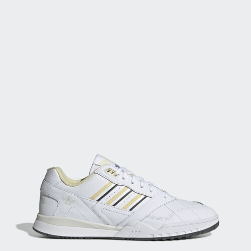 A.R. Trainer Shoes, , zoom, (Ftwr White / Easy Yellow / Crystal White), 29 March