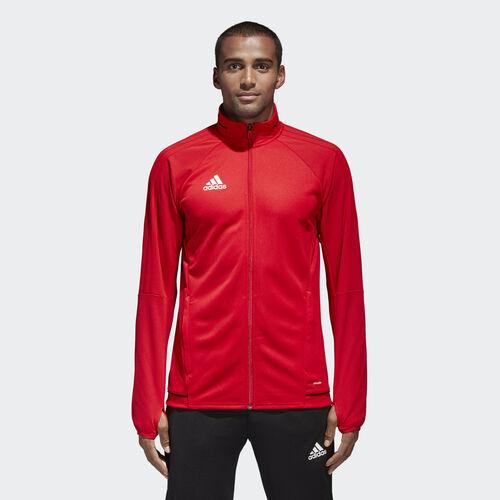 adidas - Tiro 17 Training Jacket Scarlet/Black/White BQ2710