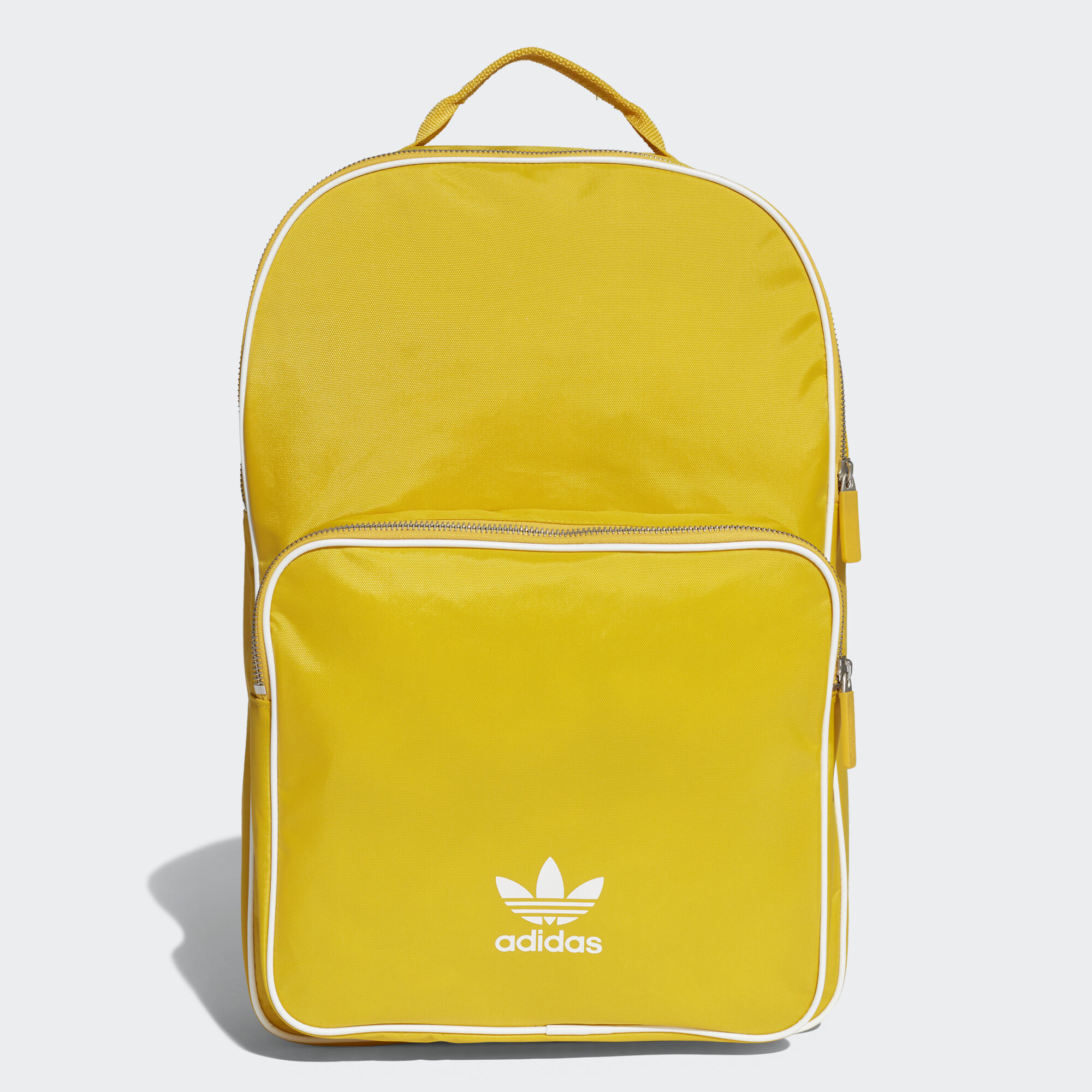 Adidasclassic Backpack Yellow Adidas Asia Middle East