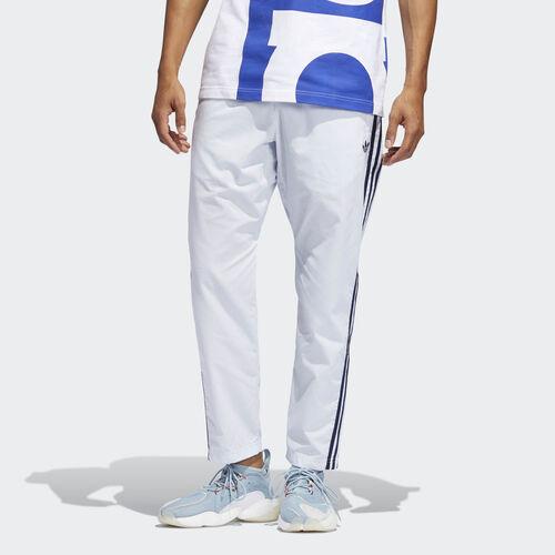adidas - Seersucker Pants Ash Grey / White DV3156