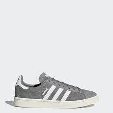 quality design 73a50 28b4d adidas - Campus Shoes Grey ThreeFootwear WhiteChalk White BZ0085 ...