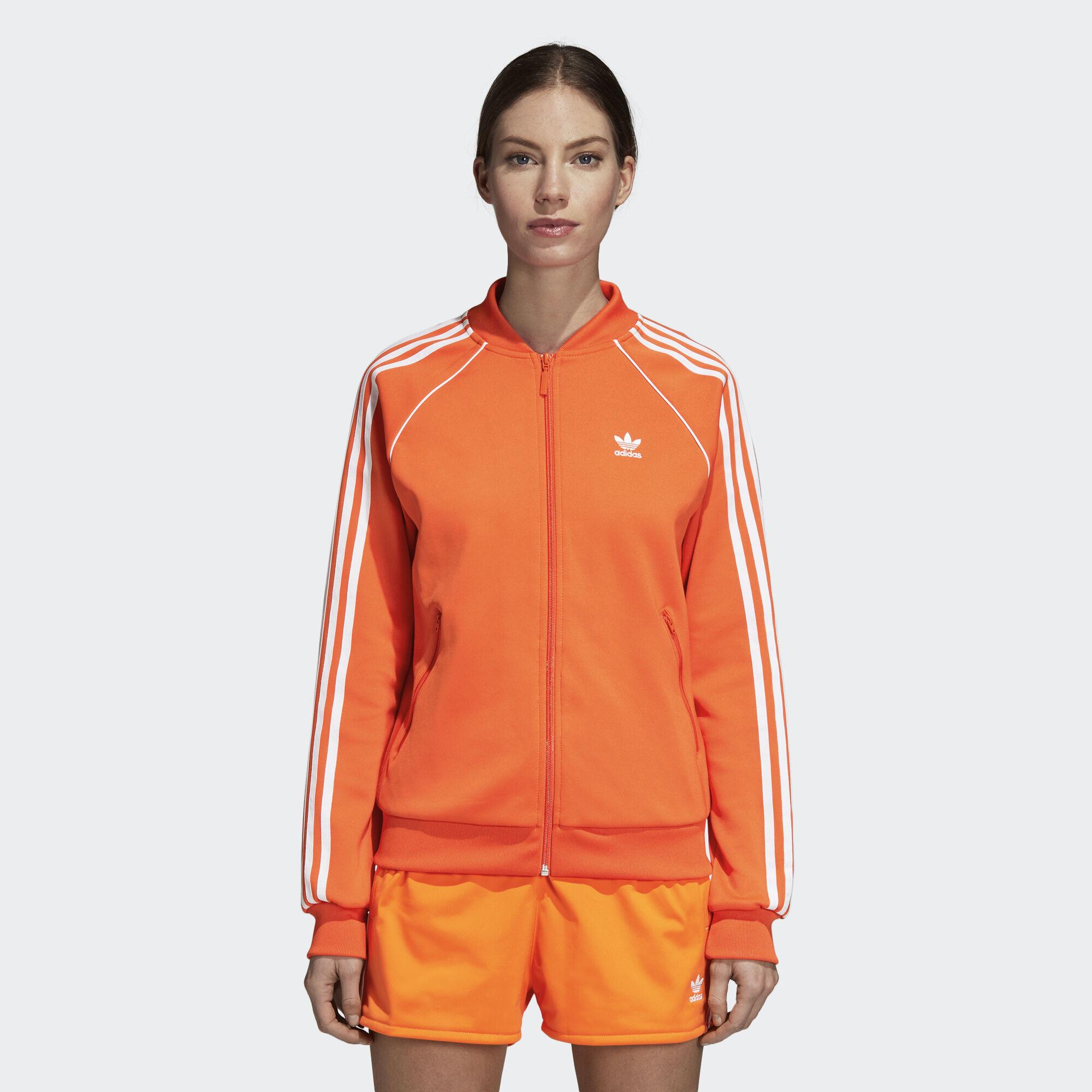 Adidas Regional Adidas Orange Sst Orange Regional Chaqueta Sst Chaqueta w0xqEC0d