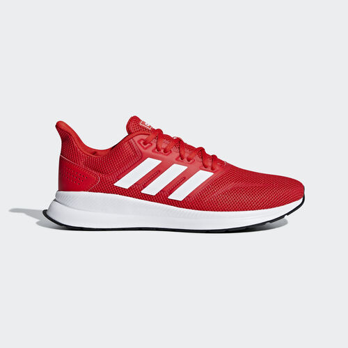 adidas - Runfalcon Shoes Active Red / Ftwr White / Core Black F36202