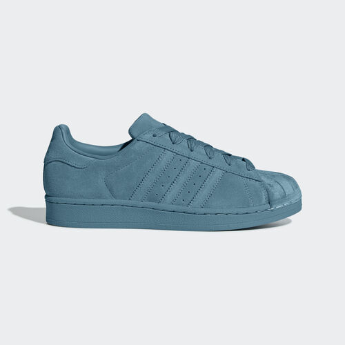 adidas - Superstar Shoes Tactile Steel / Tactile Steel / Tactile Steel CG6006
