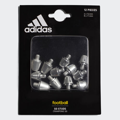 adidas - Soft Ground Studs Long Silver/Multicolor AP1092
