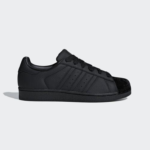 adidas - Superstar Shoes Core Black / Core Black / Core Black CG6011