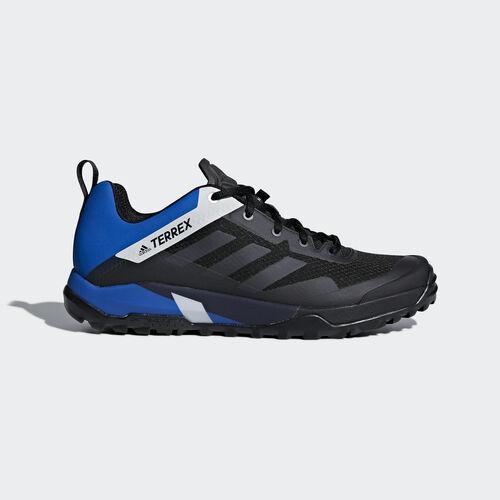adidas - Terrex Trail Cross SL Shoes Core Black/Carbon/Blue Beauty CM7562