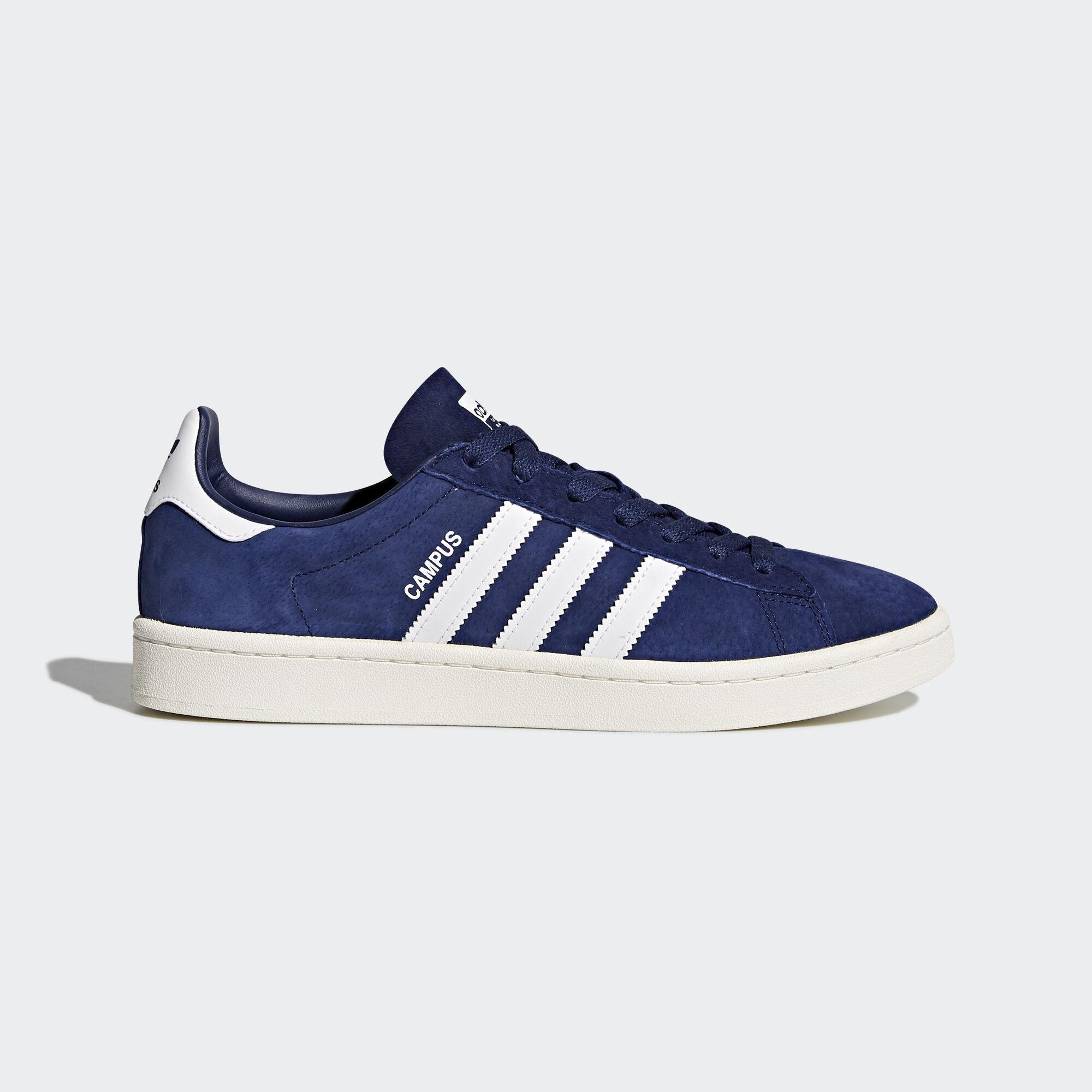 adidas Originals CAMPUS - Zapatillas grey three/footwear white/chalk white jwn4Wov