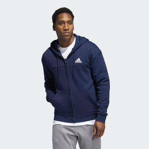 adidas - Sport Hoodie Collegiate Navy / White DP4783