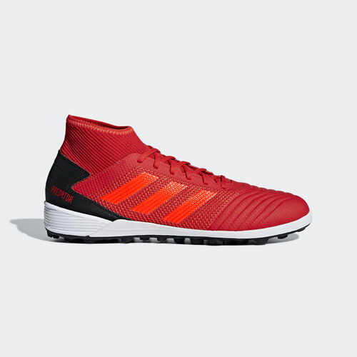 adidas - Predator Tango 19.3 Turf Boots Active Red / Solar Red / Core Black D97962